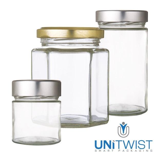 Apothekenflaschen, WECK Gläser & Deckel | UNiTWIST